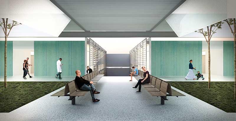 Arquitetura bioclimática norteia projeto de UBS