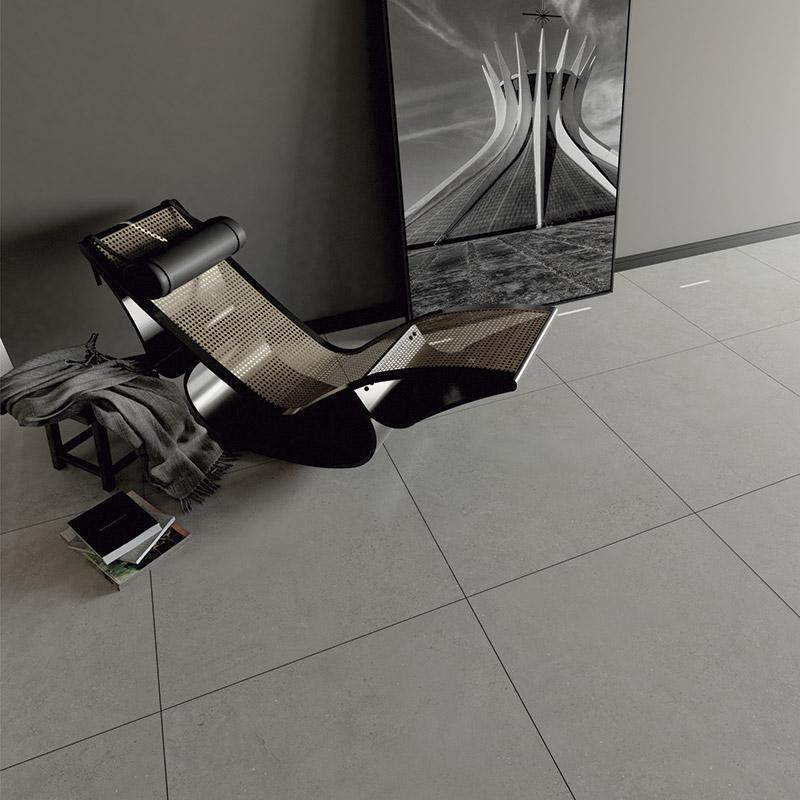 Villagres e Niemeyer lançam coleção de porcelanato especial