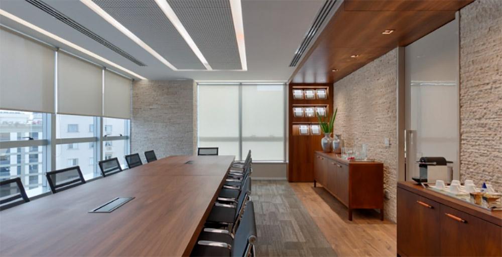 6 espaços corporativos com móveis da Lider Interiores