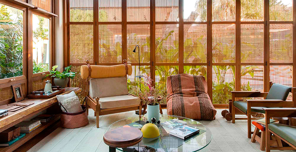 3 dicas para decorar uma casa de campo com tapetes