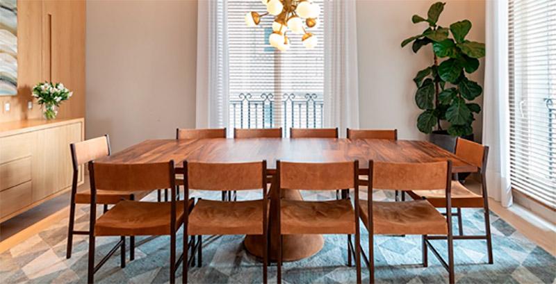 Sala de Jantar: dicas para escolher o tapete ideal