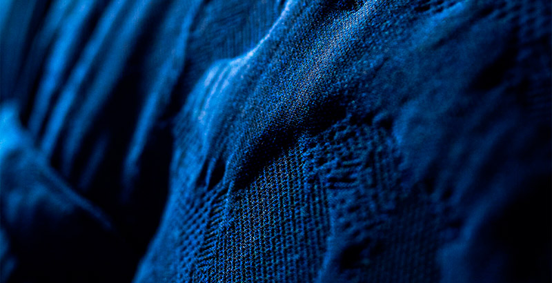 Natuzzi Itália apresenta Water, nova coleção do estúdio holandês de inovação têxtil BYBORRE