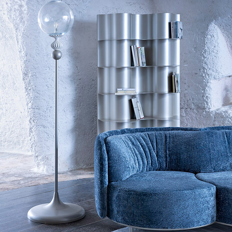 Natuzzi Italia e Nika Zupanc apresentam a natureza fluída do sofá Deep