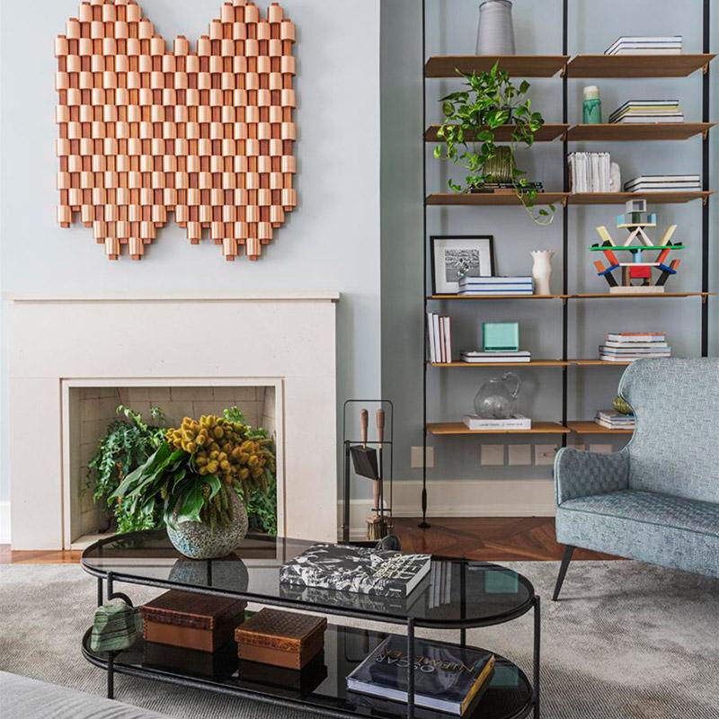 Casa em São Paulo ganha décor moderno e muito espaço para receber