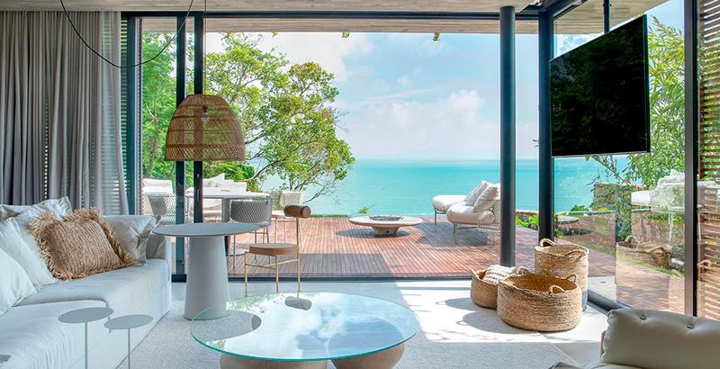 in: hotel no litoral catarinense investe em móveis e objetos que podem ser adquiridos pelos hóspedes